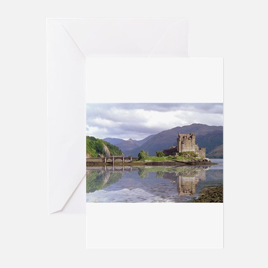Cute Castles Greeting Cards (Pk of 20)