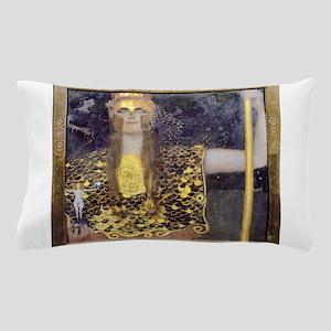 Gustav Klimt Pallas Athene Pillow Case