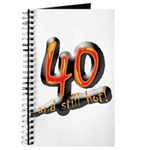 40 and still hot! Journal