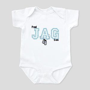 jag son Infant Bodysuit