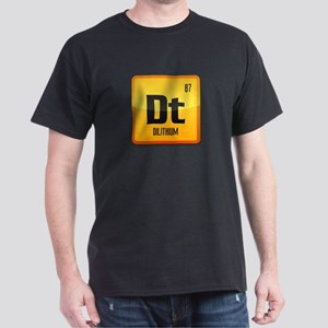 Element of Dilithium (Yellow) T-Shirt