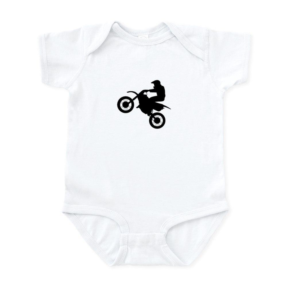 CafePress-Motocross-Infant-Bodysuit-Cute-Infant-Bodysuit-Baby-Romper-186712553 thumbnail 8