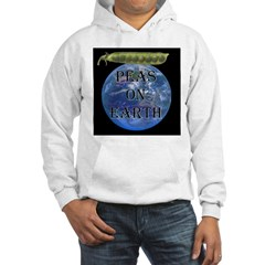Peas on Earth Hoodie