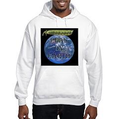 Peas on Earth Hoodie