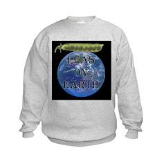 Peas on Earth Sweatshirt