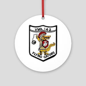 VMA 142 Flying Gators Ornament (Round)