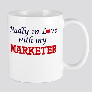 Madly in love with my Marketer Mugs