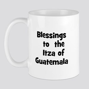 Blessings  to  the  Itza of G Mug