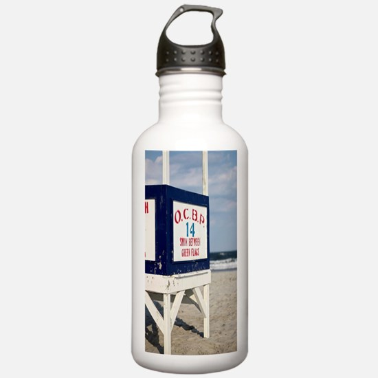 Cool Lifeguard Water Bottle