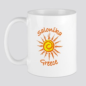 Salonika, Greece Mug