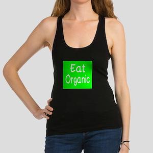 Eat Organic Racerback Tank Top