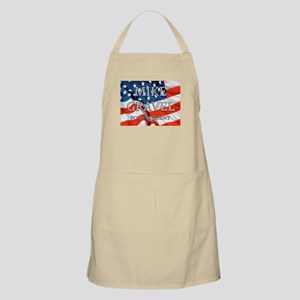 Mike Gravel BBQ Apron