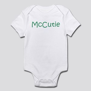 McCutie Infant Bodysuit