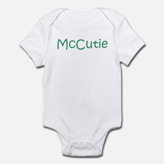 McCutie Infant Bodysuit