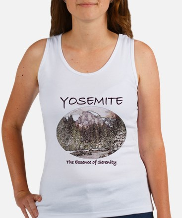 Yosemite:Serenity Women's Tank Top