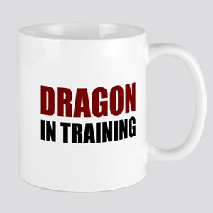 Dragon in training Mugs