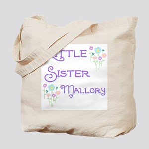 Little Sister Mallory Tote Bag