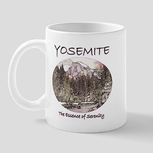 Yosemite:Serenity Mug