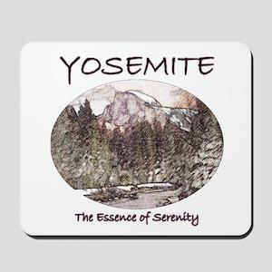 Yosemite:Serenity Mousepad