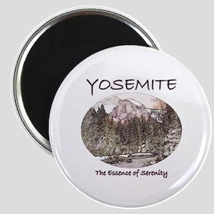 Yosemite:Serenity Magnet