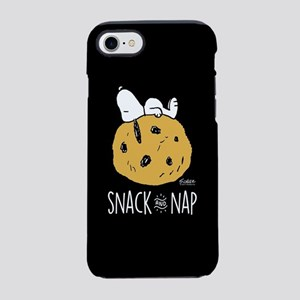 Snoopy Black and White iPhone 8/7 Tough Case