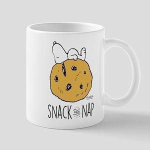 Snoopy Black and White 11 oz Ceramic Mug
