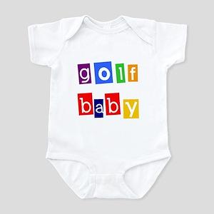 Golf Baby Infant Bodysuit