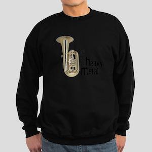 Heavy Metal Tuba Sweatshirt