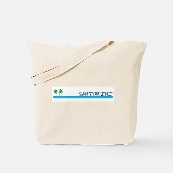 Santorini, Greece Tote Bag