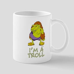 I'm a Troll Mugs