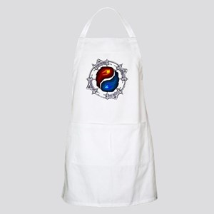 Fire, Ice and Arcane BBQ Apron