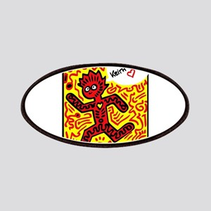 We love Keith Haring Patch