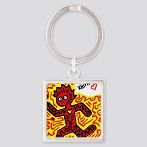 We love Keith Haring Keychains