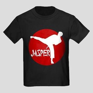 Jasper Karate Kids Dark T-Shirt