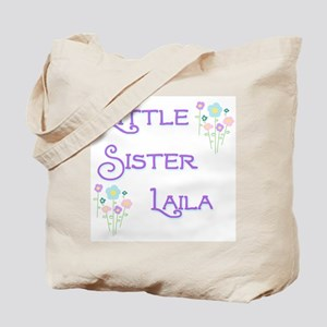 Little Sister Laila Tote Bag