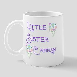 Little Sister Camryn Mug