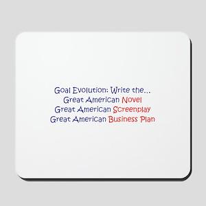 Goal Evolution Mousepad