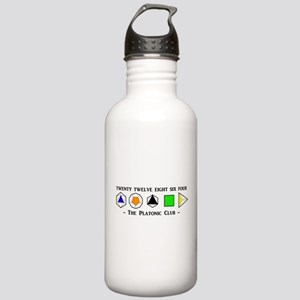 The Platonic Club Stainless Water Bottle 1.0L