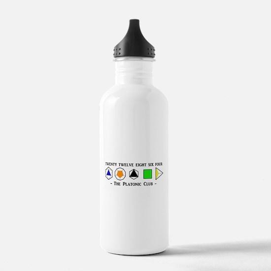The Platonic Club Water Bottle