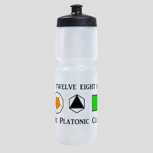 The Platonic Club Sports Bottle