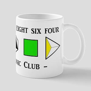 The Platonic Club Mugs