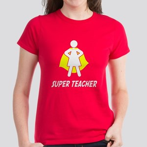 Super Teacher Women's Dark T-Shirt