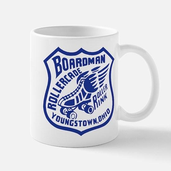 Boardman Rollercade Mug