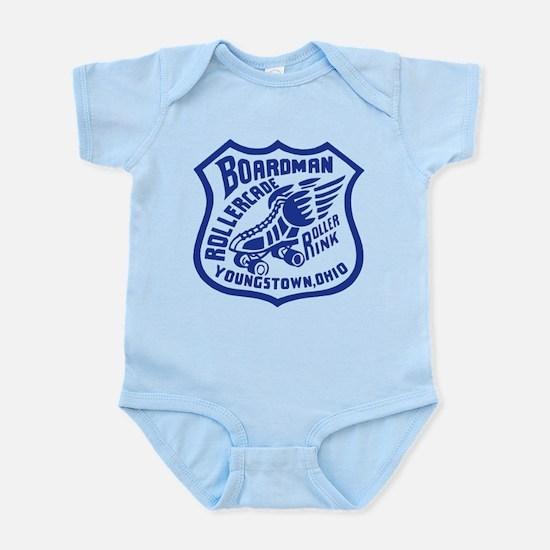 Boardman Rollercade Infant Bodysuit