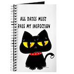 Cat inspector Journal