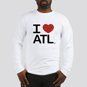 3-IheartATLcom Long Sleeve T-Shirt
