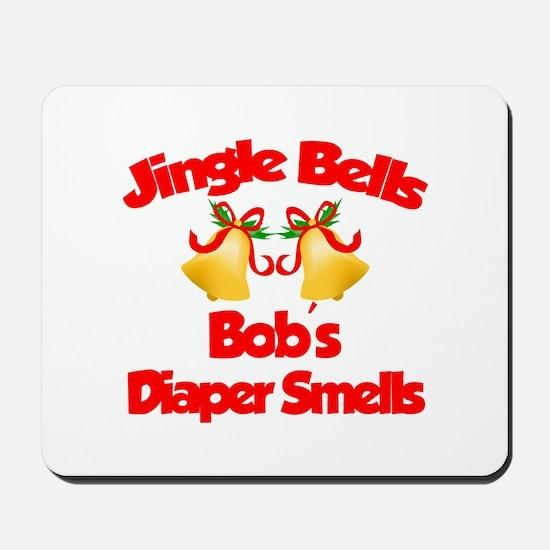 Bob - Jingle Bells Mousepad