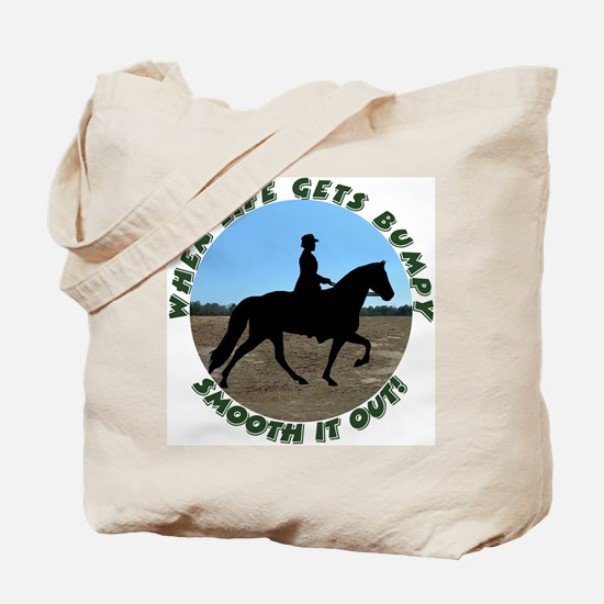 Smooth It Out! Tote Bag