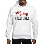 Winner, Winner, Chicken Dinner Hooded Sweatshirt