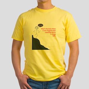 one legged man T-Shirt